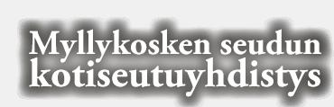 Myllykosken seudun kotiseutuyhdistys